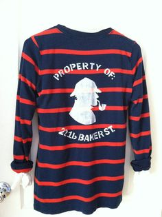 Sherlock shirt $15.00 MOMMA! This one's cheaper, by a lot