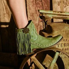 Bohemian Style Casual Blue Boots – Page 6 – baezshop-store Flat Boots, Shoe Boots, Ankle Boots, Women's Boots, Toe Shoes, Stylish Boots, Casual Boots, Block Heel Boots, Vintage Boots