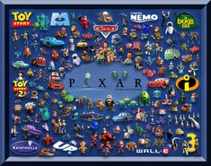Disney Pixar Movie Characters - If you are looking for Tsum Tsum Plush Toys, Check out TsumTsumPlush.com