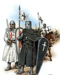 The Order of Brothers of the German House of Saint Mary in Jerusalem - commonly known as the Teutonic Order is a German medieval military order, and became in modern times a purely religious Catholic order. It was formed to aid Christians on their pilgrimages to the Holy Land and to establish hospitals. Its members have commonly been known as the Teutonic Knights, since they also served as a crusading military order in the Middle Ages.