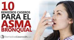 Remedios caseros para el asma bronquial