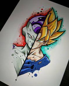 31 Ideas De Goku A Lapiz Goku A Lapiz Dibujo De Goku Dibujos De Dragón