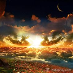 I'm not sure how to imagine a New Earth. A New Heaven. This is what I imagine. Take me there. Sunset Background, Background Images, Sunset Wallpaper, Wallpaper Backgrounds, Beautiful Sky, Beautiful Images, Beautiful Scenery, Michel Fugain, Free Sky