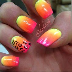Summer nails ♡