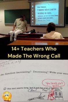14+ Teachers Who Made The Wrong Call Being a teacher can be constantly demanding and tricky work, and sometimes teachers can make a mistake or two under this constant pressure! With this in mind, here are some funny examples of teachers who made the wrong call... Neon Nails, Glitter Nails, Graphic Eyeliner, Simplistic Tattoos, Marble Nail Art, Lace Necklace, Ring Necklace, Mini Tattoos, Easy Diy Crafts