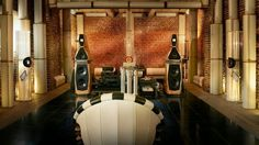 Avalon Sentinal Acoustic speaker's