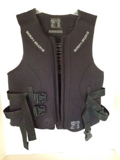 Ranger Body Glove US Coast Guard Approved Large Ski Vest #RangerBodyGlove