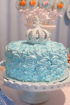 Encontrando Ideias: Tema Cinderela Cinderella Birthday, Princess Birthday, Fondant Cupcakes, Cupcake Cookies, Disney Princess Crafts, Prince Party, Birthday Parties, Birthday Cake, Baby Party