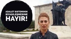 CHP'li Didem Engin: Cumhurbaşkanı partili olursa adalet sistemimiz içten içe kısa sürede çürüyecek