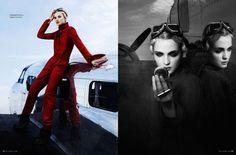 Angelika Kocheva Giuliano Bekor Marie Claire Romania Fashion Photography