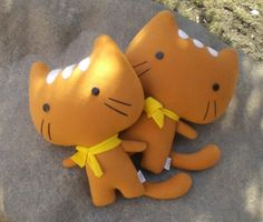 [Red the skirt doll] Sirmione cat | plush toys | doll | hand | original fabric - wow thiophene network