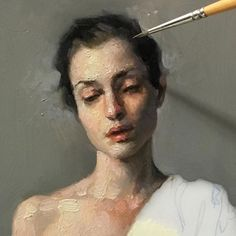Fascinating Painting by Maria Kreyn