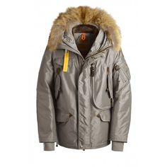20b36a33 Heren Parajumpers RIGHT HAND - PJS Jas Parajumpers RIGHT HAND Heren Jassen  Cappuccino Parajumpers Winterjas