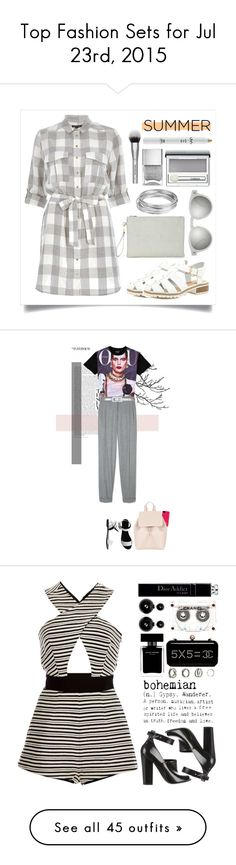 """""""Top Fashion Sets for Jul 23rd, 2015"""" by polyvore ❤ liked on Polyvore"""