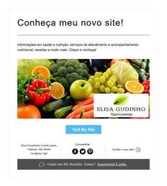 Conheça meu novo site!