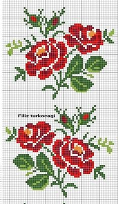 1 million+ Stunning Free Images to Use Anywhere Tiny Cross Stitch, Simple Cross Stitch, Cross Stitch Borders, Cross Stitch Flowers, Cross Stitch Designs, Cross Stitching, Cross Stitch Embroidery, Embroidery Patterns, Cross Stitch Patterns