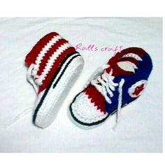 Sneakers baby boot