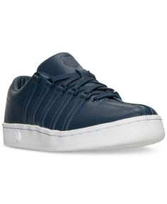 a771fab63d9ca0 K-Swiss Men s The Classic 88 P Casual Sneakers from Finish Line Men -  Finish Line Athletic Shoes - Macy s