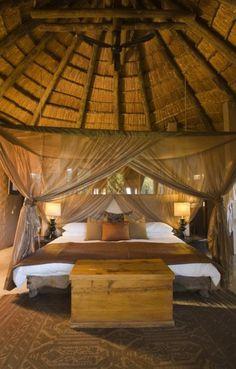 Sandibe Safari Lodge - Okavango Delta, Botswana