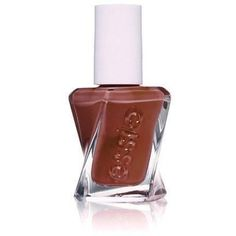 Long Lasting Nail Polishcouture color that lastsA luxurious gel-like shine & finish in an easy system.the essie gel couture collection is inspired by haute couture fashion and now available in more than 100 nail polish shades. Essie Gel, Essie Nail Colors, Essie Nail Polish, Nail Polish Colors, Nail Polishes, Gel Polish, Fall Nail Polish, Best Nail Polish, Wholesale Nail Supplies