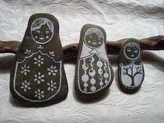 Inspire Bohemia: piedras pintadas