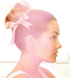 Buns made better with bows:)