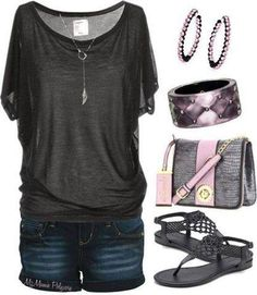 love this casual look Please follow / repin my pinterest. Also visit my blog  http://mutefashion.com/