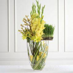 gladiolus wedding - www.sprucepineflorist.com