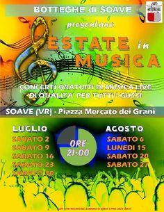 Estate in Musica - Soave 2016