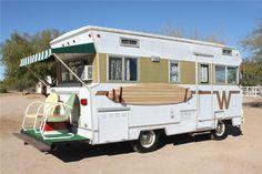 1969 WINNEBAGO Lot 307 | Barrett-Jackson Auction Company