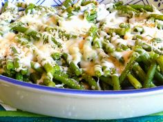 SPLENDID LOW-CARBING BY JENNIFER ELOFF: ITALIAN GREEN BEANS