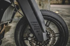 Yamaha MT-07 Onyx Blade