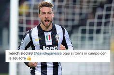 "218 mentions J'aime, 10 commentaires - Claudio Marchisio (@_principinoclaudiomarchisiofan) sur Instagram: ""Le notizie,quelle belle❤️💪🏼 @marchisiocla8 FINALMENTE😍😍😍 #MC8"""