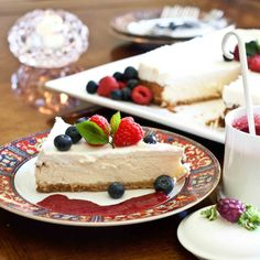Grandma Kimbro's Cheesecake with Lorna Doone Cookie Crust by foodjimoto