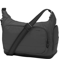 Buy the Pacsafe Citysafe LS200 at eBags - Perfect for work or travel, this messenger bag offers a casual and comfortable way to carry your ess
