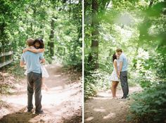 Denise & John | Indiana Dunes Engagement Session