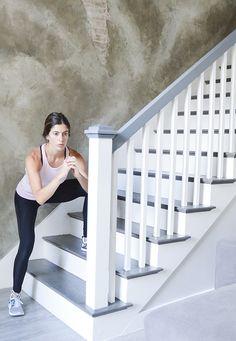 Stair Pyramid Workout | Pumps & Iron | Bloglovin'