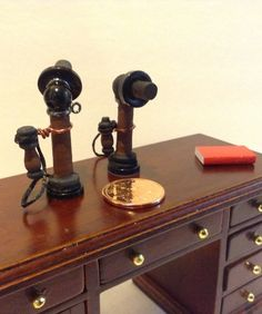 how to: candlestick telephone