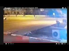 -Alienígena captado por cámaras de seguridad en DiyarbakırTurquía.FALSO
