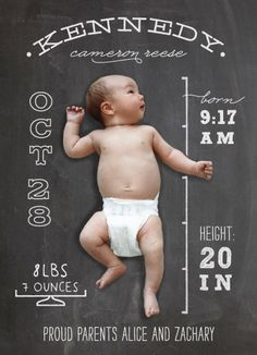 """chalkboard lettering - love the font for """"kennedy"""" at the top"""