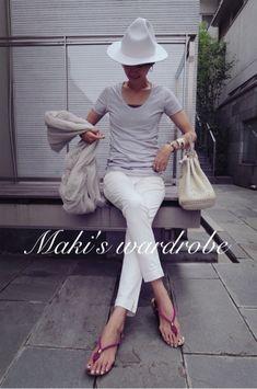 Japan Fashion Casual, Ad Fashion, Women's Summer Fashion, Fashion Outfits, Womens Fashion, Outfits With Hats, Casual Fall Outfits, Summer Outfits, Tokyo Street Style