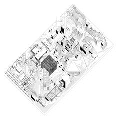 ÉSA S2 Winter 2012 Le projet est le résultat de la négociation entre 21 architectures.