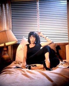 Uma Thurman - Pulp Fiction