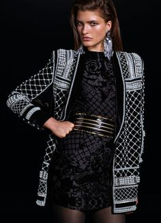 What to expect from the hotly anticipated Balmain x H&M collection - Mirror Online