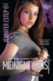 Midnight Frost (Mythos Academy, book 5) by Jennifer Estep.  Good book!  Gwen must venture to a new school to find a flower to prevent a teacher from dying.