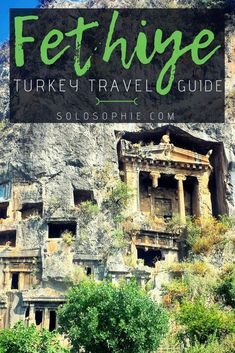 7 Things to See and Do In Fethiye, Turkey Fethiye travel Guide. Here are the very best things to see and do in Fethiye, Turkey. History, museums, shopping and more! Turkey Destinations, Travel Destinations, European Destination, European Travel, Turkey Places, Visit Turkey, Travel Reviews, Travel Illustration, Turkey Travel