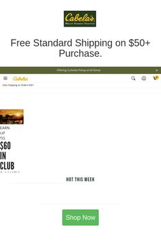 Best deals and coupons for Cabelas Tools Animals Pet Supplies B2B Work Safety Clothing Apparel Accessories Consumer Electronics Smart Home Devices Hardware Health Beauty Health Care Household Home Decor Lighting Yard Garden Lawn Garden Outdoor Living Vehicles Parts Outdoor Fun, Outdoor Gear, Safety Clothing, Military Discounts, Discount Coupons, New Trailers, Toys Photography, Luggage Bags, Consumer Electronics