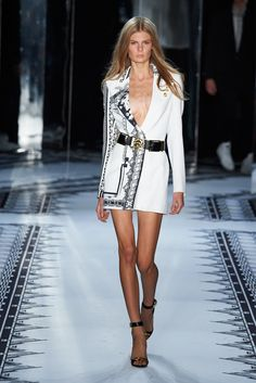 #VaccarelloxVersus fashion show #VersusVersace
