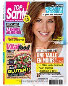 Magazine TopSanté Magazine, Allergic Rhinitis, Lighten Skin, Hyaluronic Acid, Advice, Accessories, Magazines