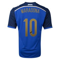 f796d1c0498 Argentina 2014 Maradona Away Soccer Jersey Starting at   89.99 Special  price   44.99 Save  50% off